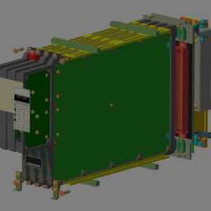 Комплектующие, входящие в конструктив изделий соответствующих стандартам ARINC 400 и ARINC 600